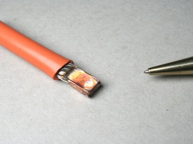 リッツ線のヒュージング加工:試作から溶接テストまで!画像
