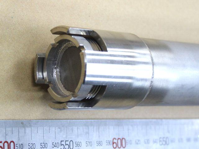 特注 配管型ストレーナーメッシュ画像