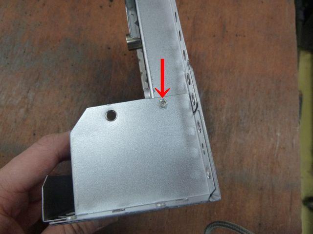 亜鉛メッキ 鋼板のスポット 溶接