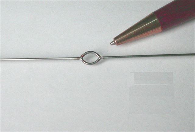 線材の精密溶接