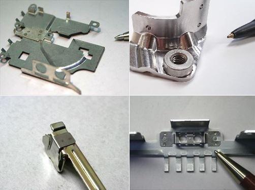 鉄とステンレスの溶接画像