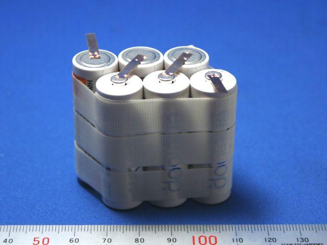 ニッケル水素組電池画像