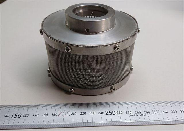 サクションストレーナー オーダー製作画像