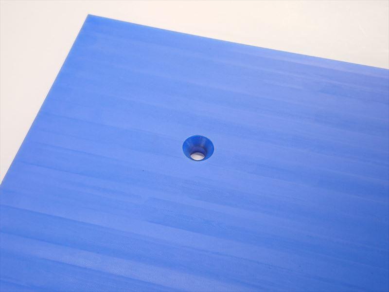 MCナイロン製 樹脂治具製作画像