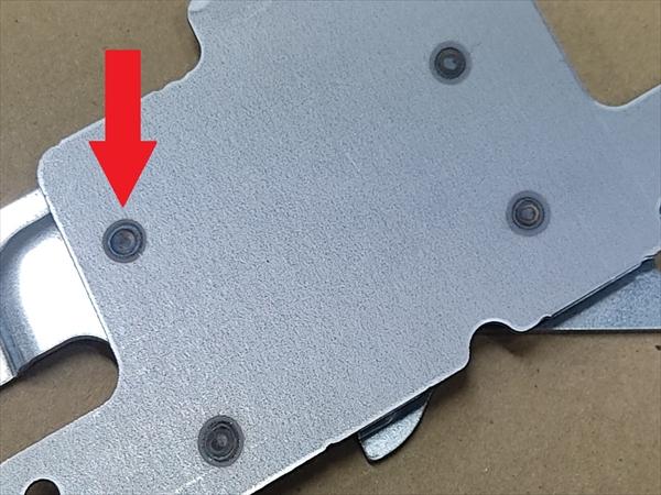 ハイテン材のスポット溶接加工