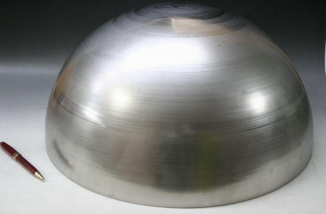 φ600×t2.0 ステンレス半球画像