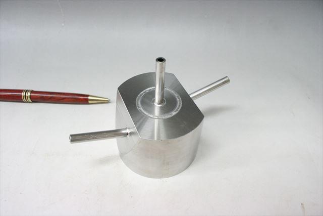 ステンレスの気密溶接 (ティグ溶接)画像