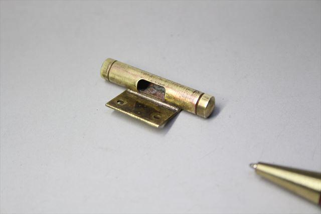 真鍮のロウ付け 少量対応画像