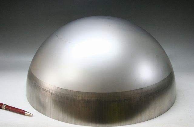 ステンレス半球・球体の販売画像