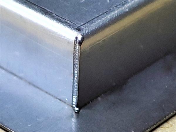 レーザー溶接 1個から画像