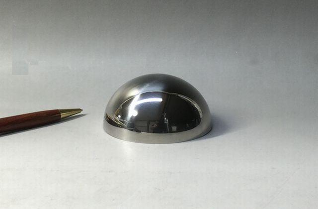 φ76.3×t2.0 ステンレス半球画像