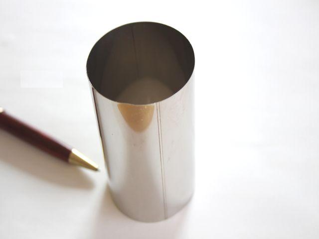 薄板溶接パイプ 1本から画像