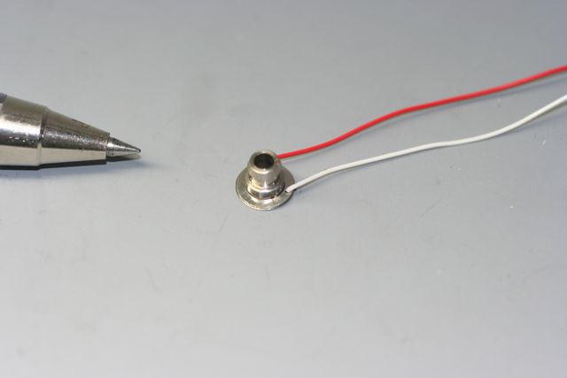 熱電対 溶接画像
