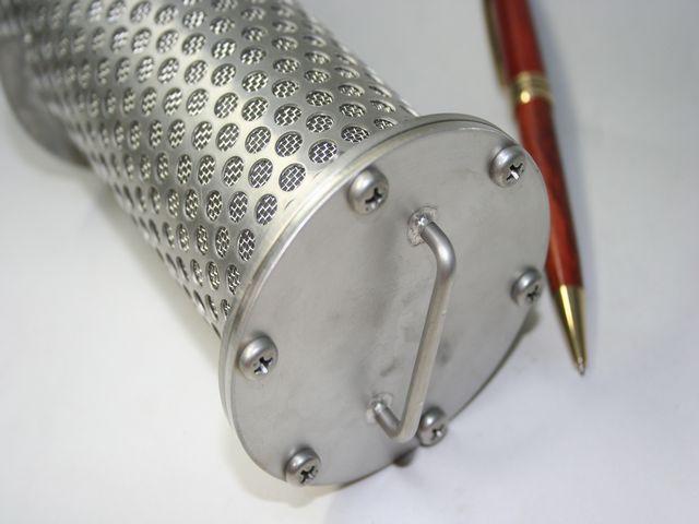 金属ストレーナー フィルター画像