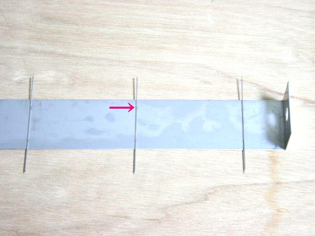 線材 スポット溶接画像