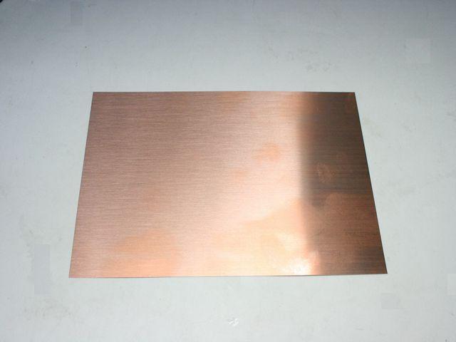 無酸素銅(C1020)販売 板厚110mmまで寸法切断可能画像