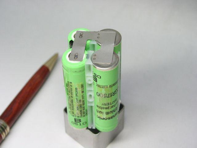 リチウムイオン組電池画像