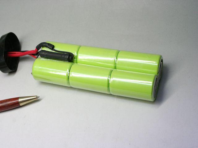 ニカド組電池画像