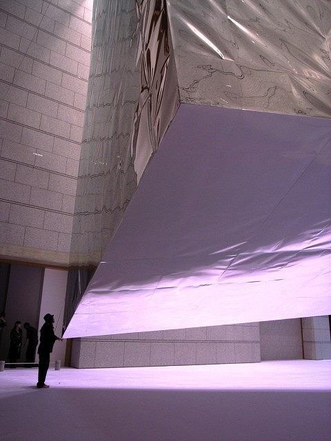 特殊構造物「アルミバルーン」製作1画像