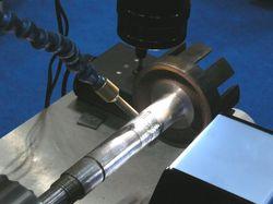 線材のレーザー溶接加工.JPG