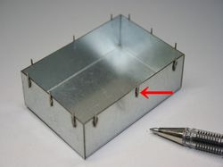 亜鉛 メッキ 鋼板2スポット 溶接 (2).JPG