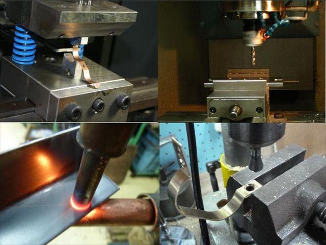部品製作から溶接まで一貫製作可能!画像