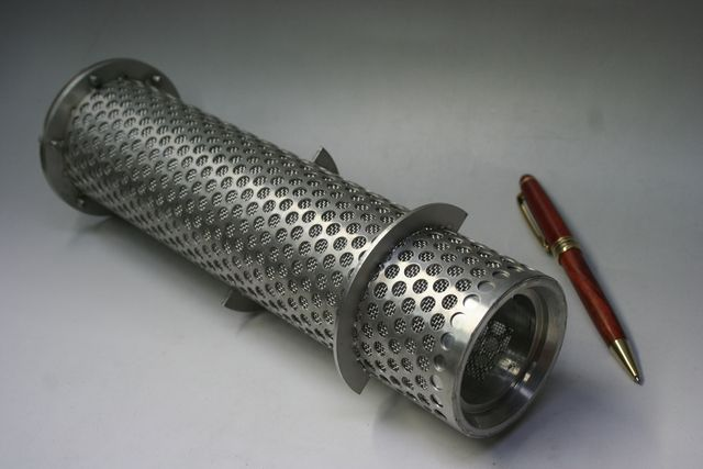 カートリッジ 金属ストレーナー フィルター画像