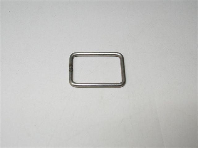 かばん用金具のバット溶接画像