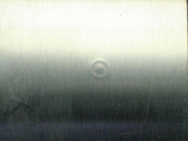 無酸化スポット溶接画像