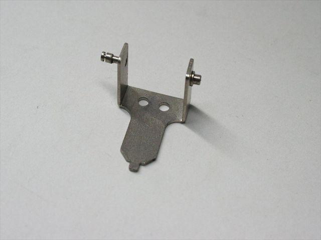 軸のリングプロジェクション溶接画像